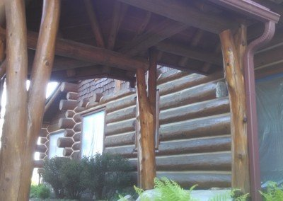 Log Home Re-Chinking WI